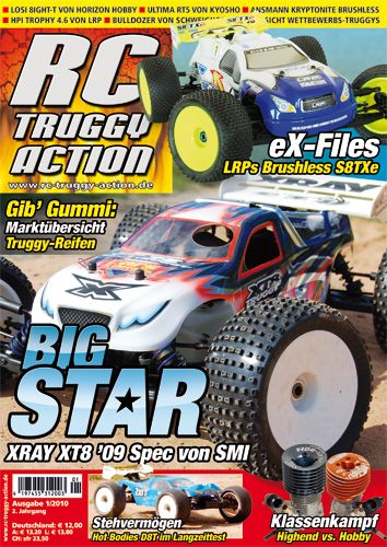 RC-Truggy-Action – Einzelheft