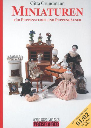 Ciesliks Preisführer – Miniaturen – Ausgabe 2001 / 2002