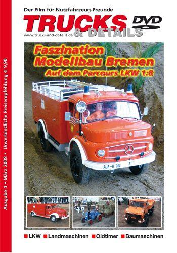 TRUCKS & Details DVD – Faszination Modellbau Bremen