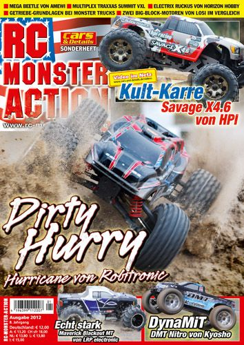 RC-Monster-Action – Einzelheft