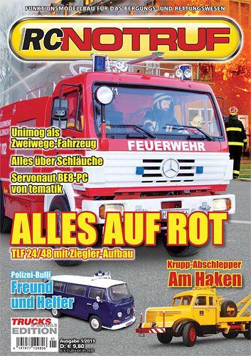 RC-Notruf – Ausgabe 01 / 2011