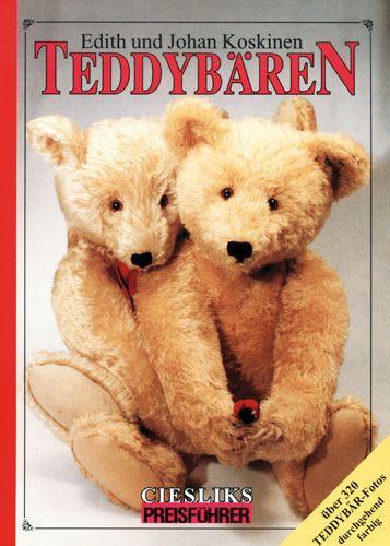 Ciesliks Preisführer – Teddybären 1996