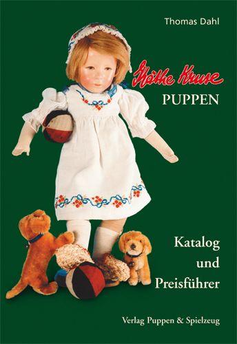 Käthe Kruse PUPPEN – Katalog und Preisführer