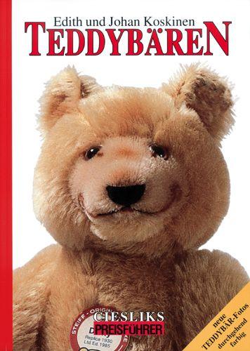 Ciesliks Preisführer – Teddybären 2001 / 2002