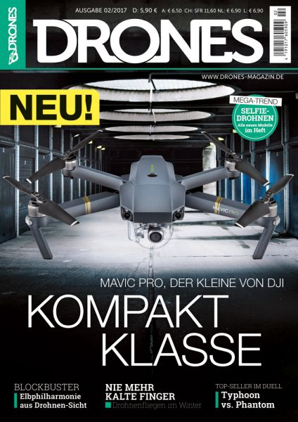 DRONES – Auslands-Abonnement