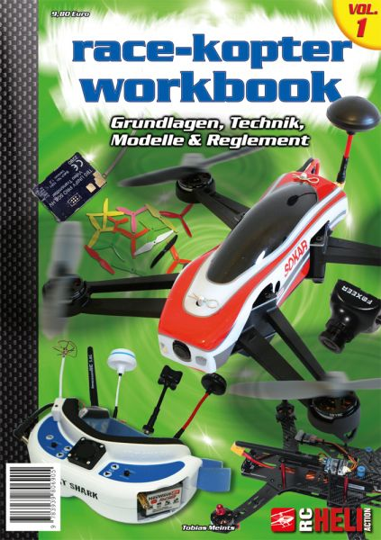Race-Kopter Workbook Volume 1