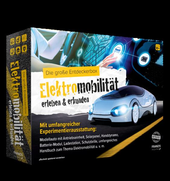 Elektromobilität erleben & erkunden - Die große Entdeckerbox
