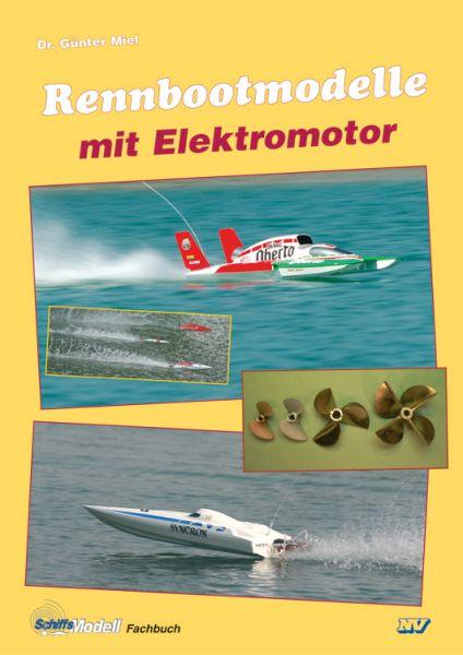 Rennbootmodelle mit Elektromotor