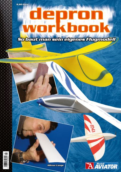 Modell AVIATOR Depron Workbook