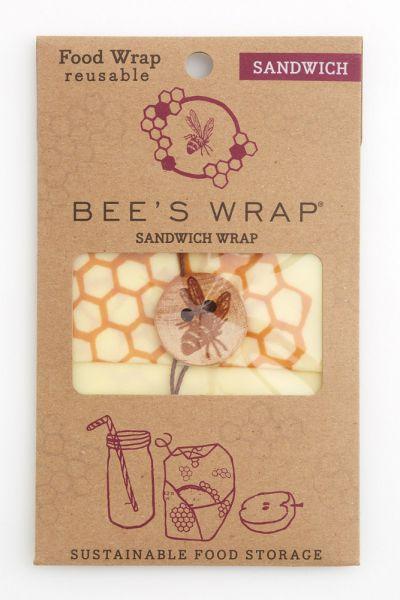 Bee's Wrap Sandwich - 33 x 33 cm
