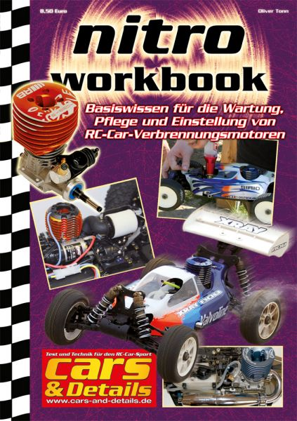 CARS & Details Nitro Workbook