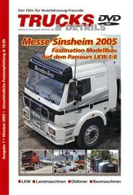 TRUCKS & Details DVD – Messe Sinsheim 2005