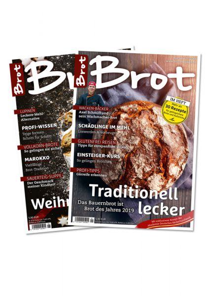 BROT – Schnupper-Abonnement