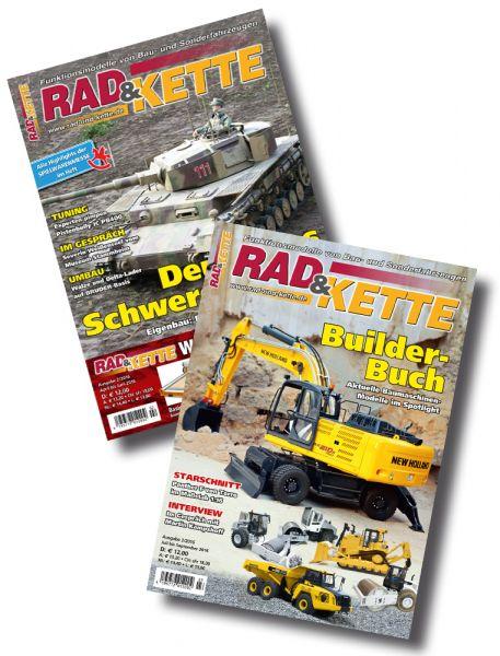 RAD & KETTE – Schnupper-Abonnement