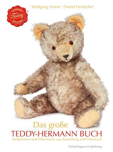 Das große Teddy-Hermann Buch