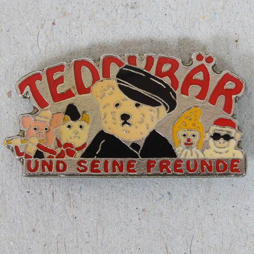 Teddybär und seine Freunde
