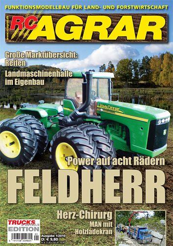 RC-Agrar – Ausgabe 01 / 2010