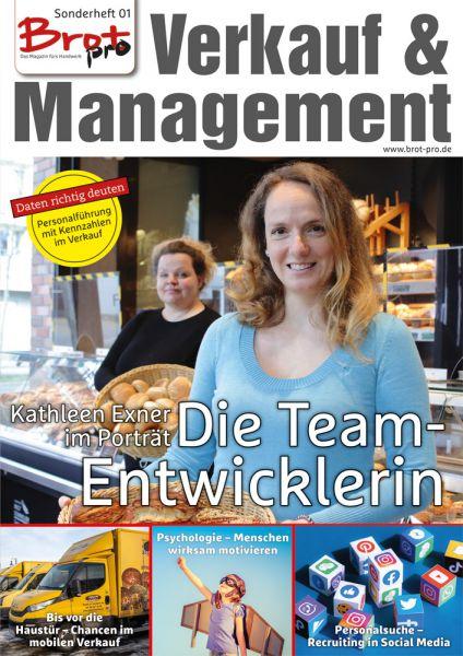 BROTpro - Verkauf & Management