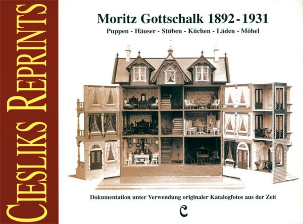 Ciesliks Reprints – Moritz Gottschalk 1892 - 1931