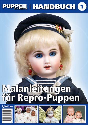 PUPPEN & Spielzeug-Handbuch 1