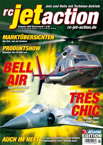 RC-Jet-Action – Einzelheft