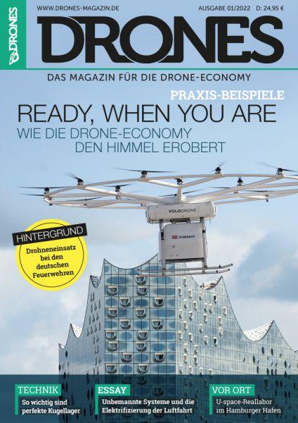 DRONES – Einzelheft