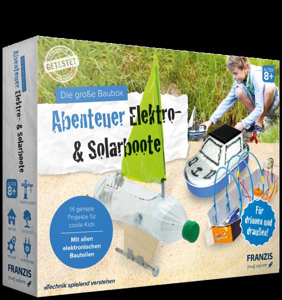Baubox Elektro- & Solarboote