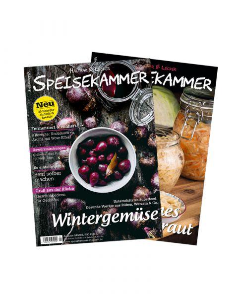 SPEISEKAMMER – Schnupper-Abonnement
