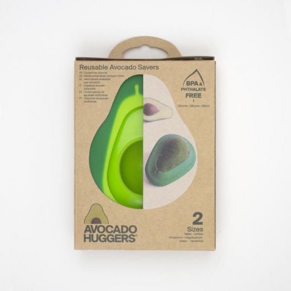 FOOD HUGGERS Avocado 2er-Set