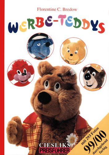 Ciesliks Preisführer – Werbe-Teddys 1999 / 2000