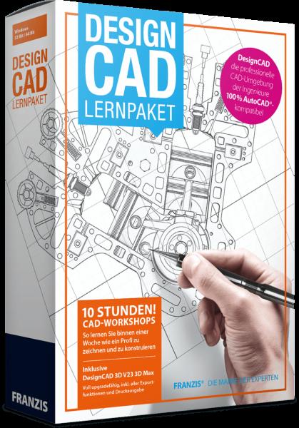 DesignCAD - Lernpaket