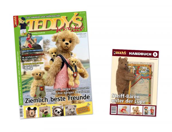 TEDDYS kreativ – Abonnement + Prämie