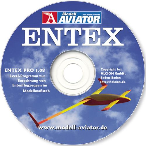 Enten-Konstruktionsprogramm ENTEX Professional