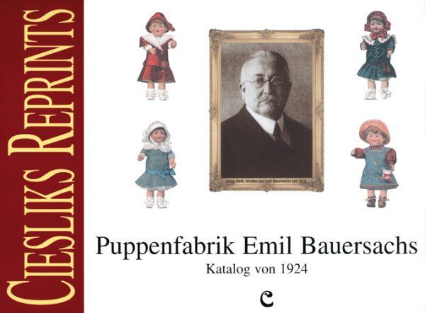 Ciesliks Reprints – Puppenfabrik Emil Bauersachs