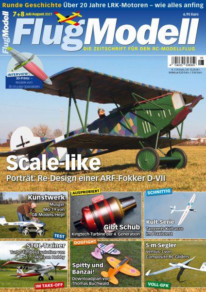FlugModell – Einzelheft