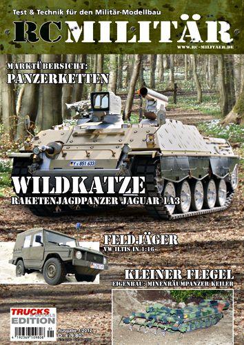 RC-Militär – Ausgabe 01 / 2012