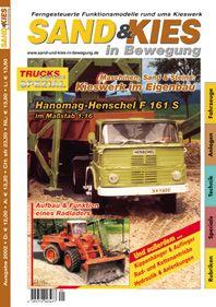 SAND & KIES in Bewegung – Ausgabe 01 / 2002