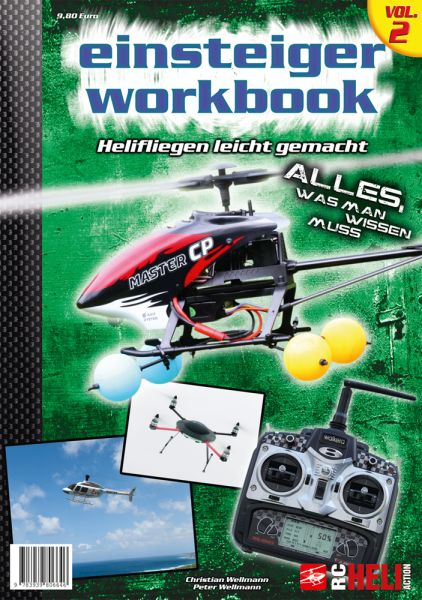 RC-Heli-Action Einsteiger Workbook – Volume II