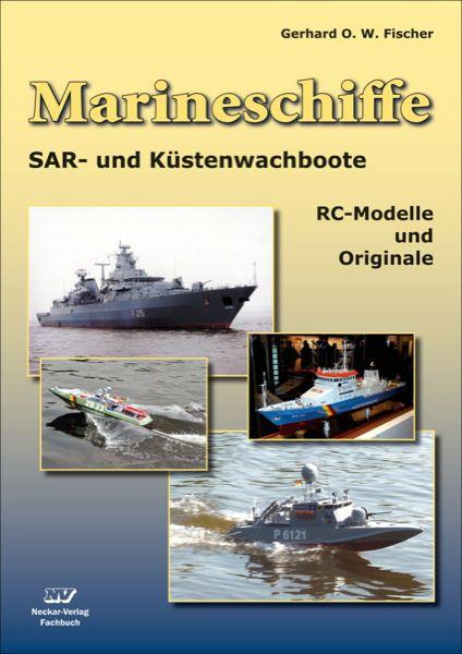Marineschiffe SAR- und Küstenwachboote