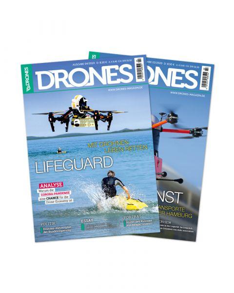 DRONES – Test-Abonnement