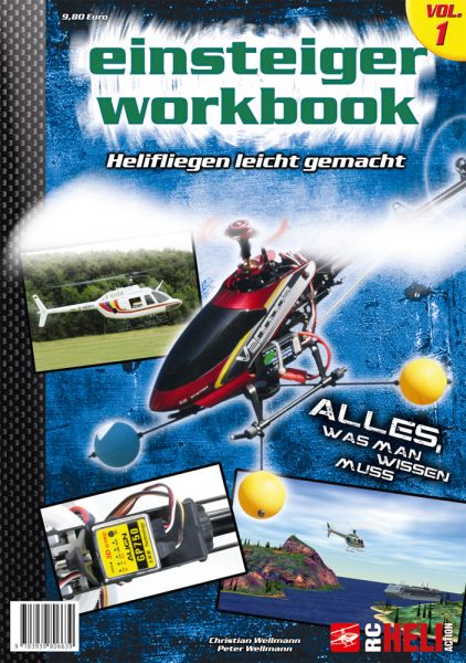 RC-Heli-Action Einsteiger Workbook – Volume I