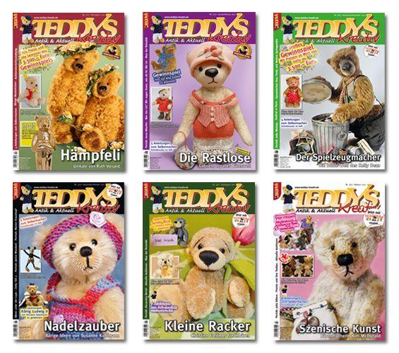 TEDDYS kreativ – Auslands-Abonnement