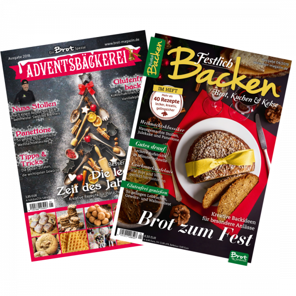Advents-Bundle - Backen in der Adventszeit